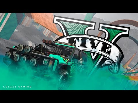 GTA V ONLINE | HARD PARKOUR RACES!! | DONATION ON SCREEN!!