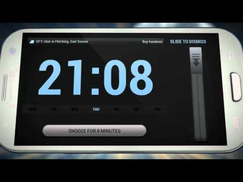 Video of Rise Up! Radio/Alarm Clock