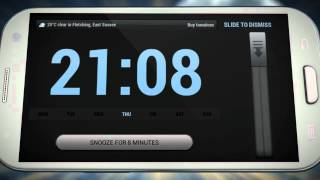Rise Up! Radio/Alarm Clock YouTube video