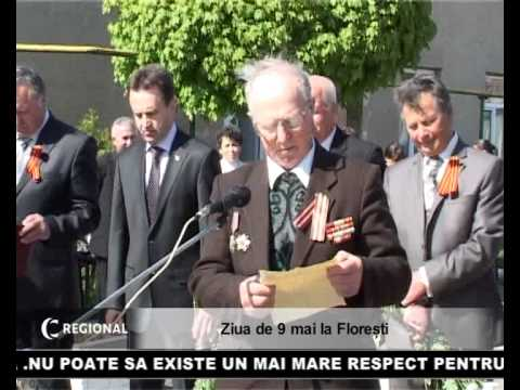 Ziua de 9 Mai la Florești
