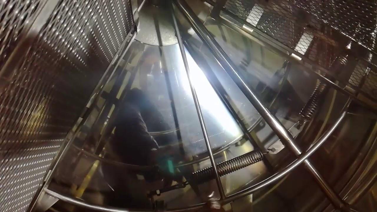 Настройка синхронизатора поворота кассет в Медунице