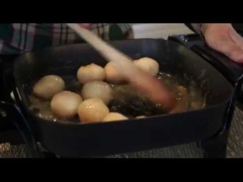 How to make easy Danish Sugar Browned Potatoes. Dinner Side Dish Recipe. Brunede Kartofler Christmas