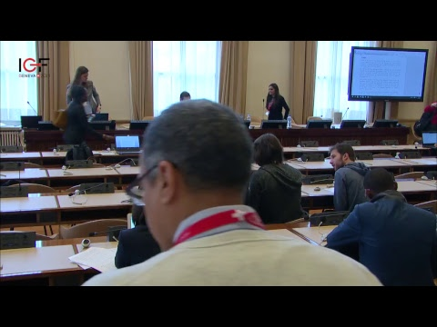 Dynamic Coalition on Trade and the Internet