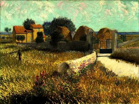 13 αριστουργήματα του Van Gogh σε κίνηση