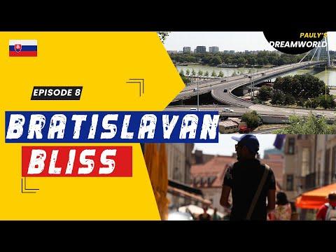 A Bratislavan Bliss   നെപ്പോളിയൻ തകർത്തെറിഞ്ഞ നഗരം     Euro Tales Episode 8