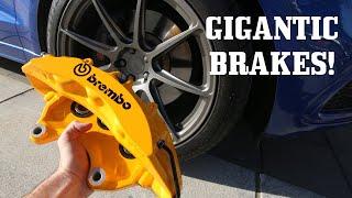 I Got GIGANTIC Brakes for my Audi SQ5! (VoshMods) by Ignition Tube