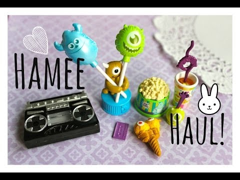 rements - Thanks for watching my haul! I hope you enjoyed and please check out Hamee! They have a lot of kawaii products!! http://www.strapya-world.com/ *This is not a...