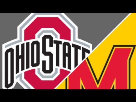 College Football *Special 1st Half Pick Ohio State vs Maryland Smoking Hot Picks