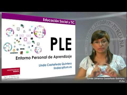 ple - Una pequea introduccin al concepto de PLEs. Basado en los documentos Adell Segura, J. & Castaeda Quintero, L. (2010) 