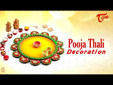 Deepavali 2015 deepavali special deepavali special food for Aarti thali decoration with clay