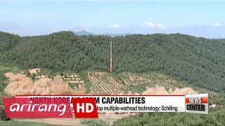 북 ICBM 미사일, 충분한 성능개선이후 미해군기지 타격 가능해 North Korea has a tendency to exaggerate its accomplishments,...