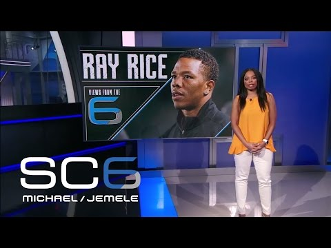 Jemele Hill Believes Ray Rice Is Reformed | SC6 | April 21, 2017
