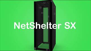 NetShelter SX Server Rack and Network Rack Overview Video