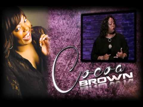 Actress/Comedian COCOA BROWN