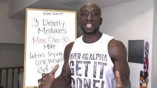 Video 3 Deadly Mistakes Men Over 40 Make When Trying To Get Fit MP3, 3GP, MP4, WEBM, AVI, FLV Februari 2019