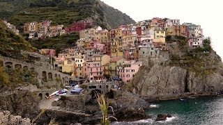 La Spezia Italy  city pictures gallery : CINQUE TERRE BY FERRY FROM LA SPEZIA