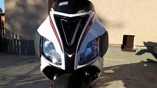 10. My Aprilia SR50R Quick Review