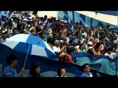 Video - Boca del Pozo - Todas las toreras se quieren matar (Riobamba 05.02.2012) - Boca del Pozo - Emelec - Ecuador