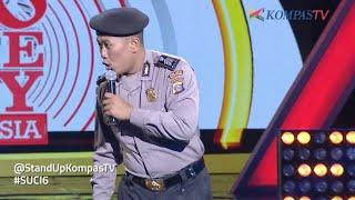 Video Gamayel: Polisi Cocok Jadi Bintang Iklan? (SUCI 6 Show 15) MP3, 3GP, MP4, WEBM, AVI, FLV November 2017