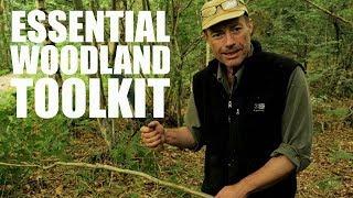 Essential Woodland Tool Kit