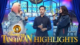 Video Tawag ng Tanghalan: Vice shares a story about a ghost in his house MP3, 3GP, MP4, WEBM, AVI, FLV Januari 2019
