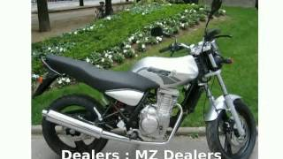 5. 2005 MZ 125 FunX  Engine Details