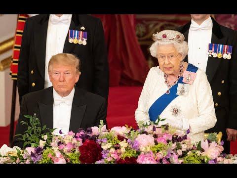 Ο Τραμπ στο Λονδίνο: Ημέρα πρώτη