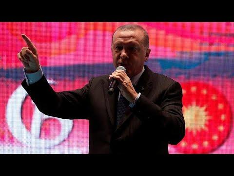 Ερντογάν: Θα διαλύσουμε κάθε πυρήνα της οργάνωσης του Γκιουλέν…