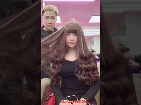 700 Video của Salon chuyến nối tóc Bắc Hugo