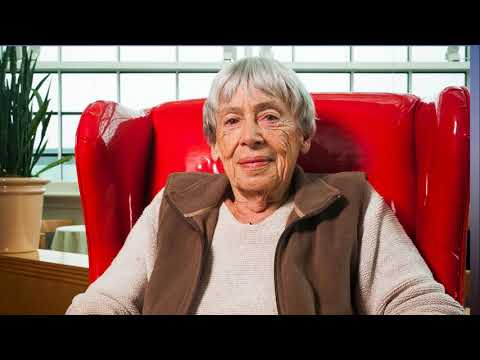 Ursula K  Le Guin's Sci Fi Novel 'The Telling' Getting Big Screen Adaptation Exclusive