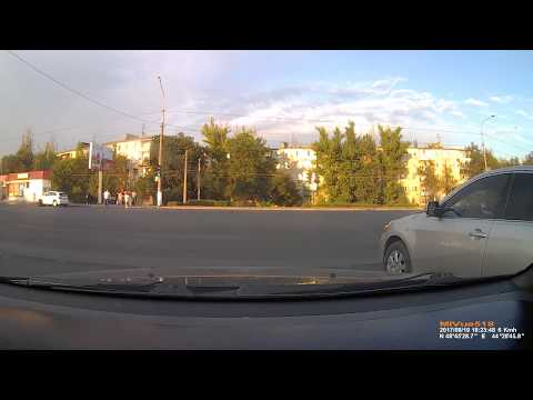 Авария в Воглограде