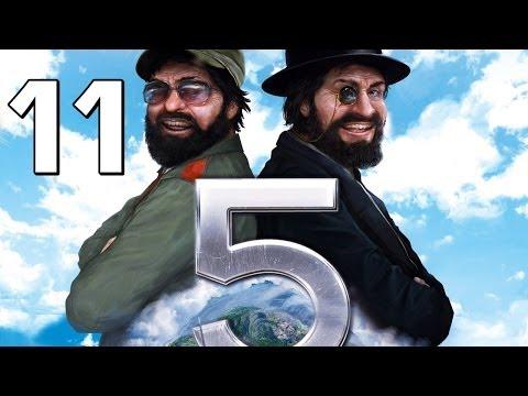 Tropico 5 #11 - Экономический кризис