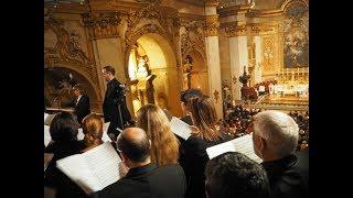 La primera Misa polifónica en honor de san Josemaría