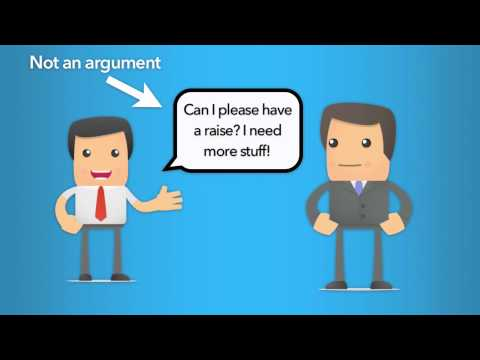 Arguments - A key component of critical thinking is understanding exactly what an argument is.