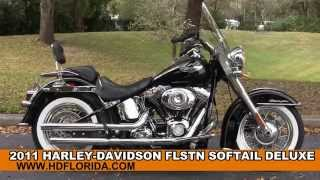 4. Used 2011 Harley Davidson Softail Deluxe Motorcycles for sale