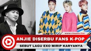 Bandingkan Lagu Exo Mirip Karyanya, Anji Diserang Fans K-Pop
