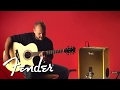 Andy McKee Demos the Acoustic SFX Amp | Fender