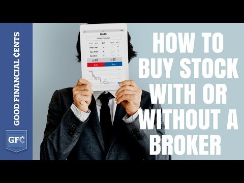 buy stocks - http://www.goodfinancialcents.com/how-to-buy-stock-with-or-without-a-broker/ My favorite online broker is Scottrade. Check them out here: http://bit.ly/JGi33...