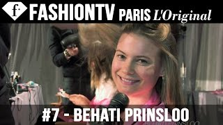 Victoria's Secret Fashion Show 2012 2013 Backstage Ft Behati Prinsloo&cara Delevingne | Fashiontv