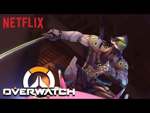 Overwatch Netflix Fan Trailer