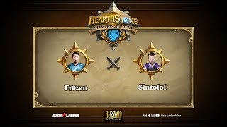 Fr0zen vs Sintolol, game 1