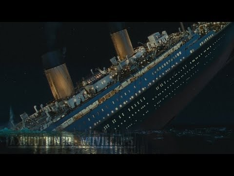 Titanic |1997| Sinking Scenes [Edited] (April 15, 1912)