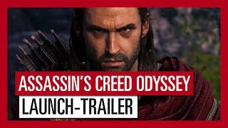 ASSASSIN'S CREED ODYSSEY: LAUNCH-TRAILER
