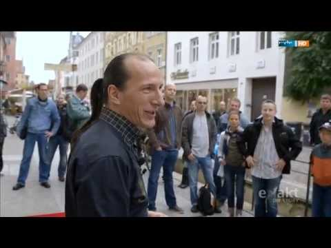 Reichsbürger: Peter Fitzek - Der König von Wittenberg - Exakt 29.04.2015 - Königreich Deutschland
