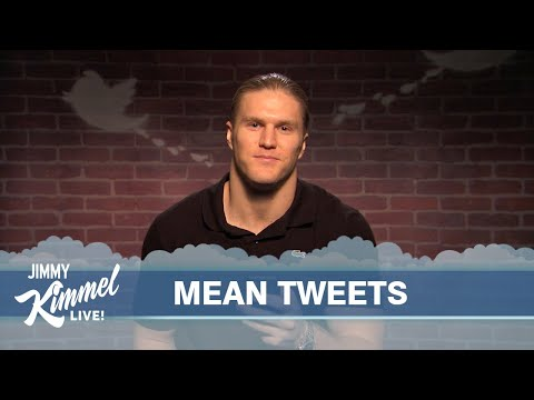 Mean Tweets – NFL Edition