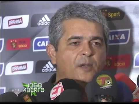 [JOGO ABERTO PE] Sport perde final do Nordestão e Ney Franco é demitido