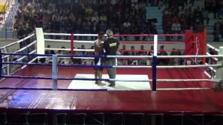 Gala Muai Thai e MMA Heavy Klash 5 realizada pela Team Never Shake em Almada dia 06 Outubro 2012.