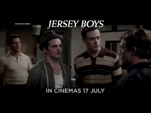 JERSEY BOYS Trailer #1 - In Cinemas 17 July