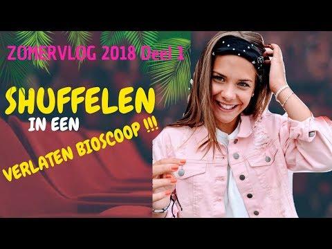 Shuffelen In Een Verlaten Bioscoop / Zomervlog 2018 Deel 1 | Emma Keuven