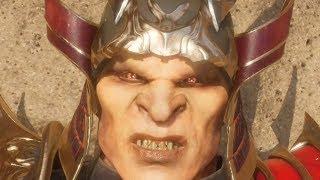 Video Mortal Kombat 11 Shao Kahn Vs  Kotal Kahn All Cutscenes MP3, 3GP, MP4, WEBM, AVI, FLV September 2019